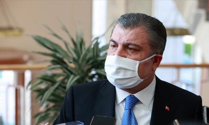 """وزير الصحة التركي: لم نرصد سلالة """"دلتا"""""""