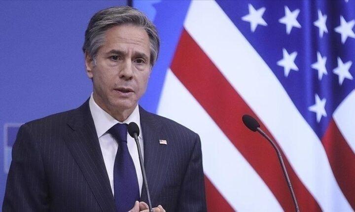 بلينكن: الضربات الأخيرة في العراق وسوريا رسالة هامة
