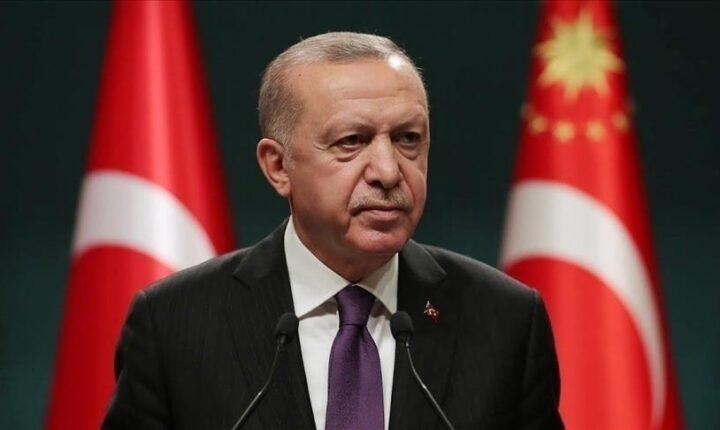 """أردوغان: سنواصل دعم """"الرياضة الإلكترونية"""""""