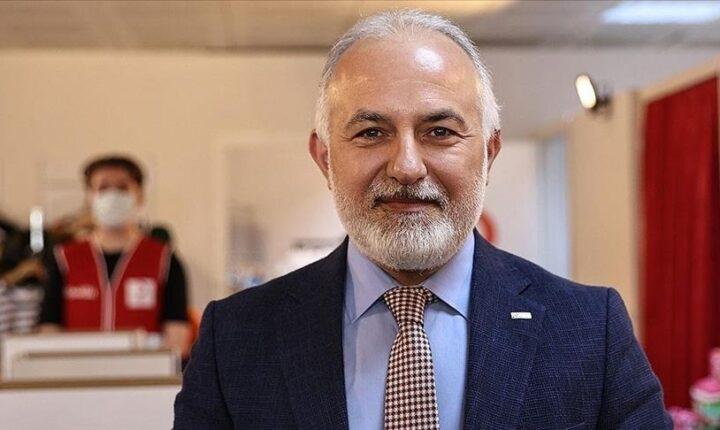 """وصول رئيس """"الهلال الأحمر التركي"""" إلى غزة"""