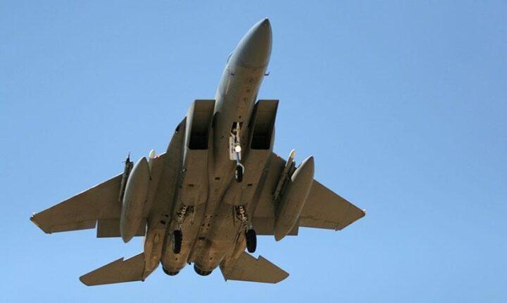 قناة عبرية: طائرة حربية مغربية تحط في قاعدة جوية إسرائيلية