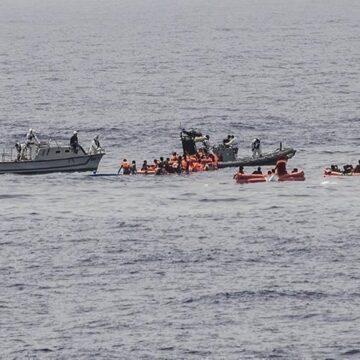 الأمم المتحدة: مصرع 57 مهاجرا غير نظامي قبالة السواحل الليبية