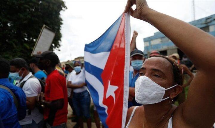 كوبا تتهم واشنطن بالتورط المباشر في اضطرابات تشهدها
