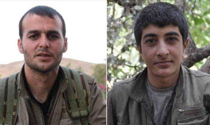 """الاستخبارات التركية تحيد إرهابيين اثنين من """"بي كا كا"""" شمالي العراق"""