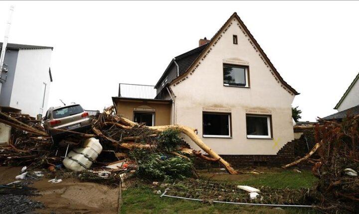 حصيلة قتلى الفيضانات ترتفع إلى 133 في ألمانيا و27 ببلجيكا