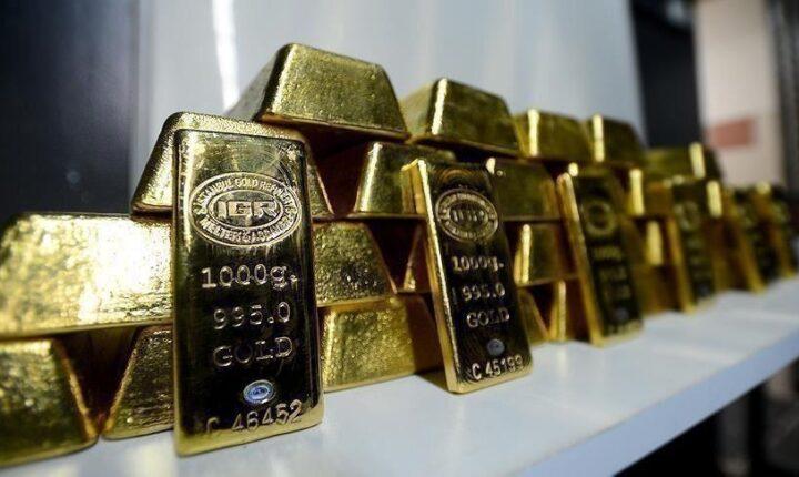 الذهب ينخفض بعد تأكيد الفيدرالي الأمريكي مواصلة سياسة مرنة