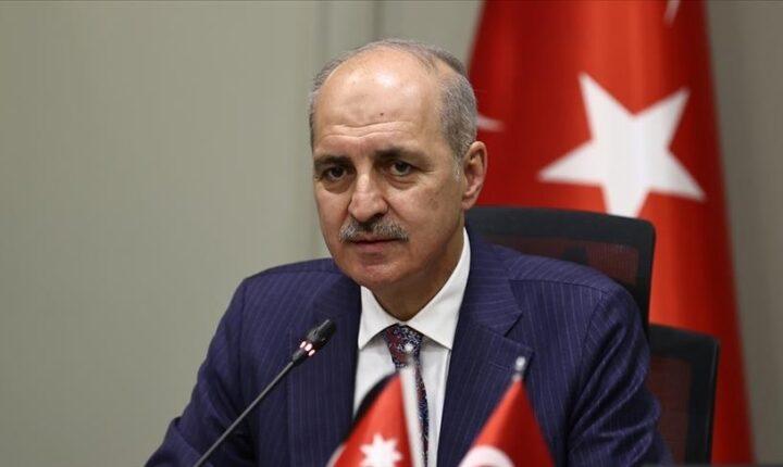 قورتولموش: هدف شعبنا بناء تركيا القوية والعظيمة