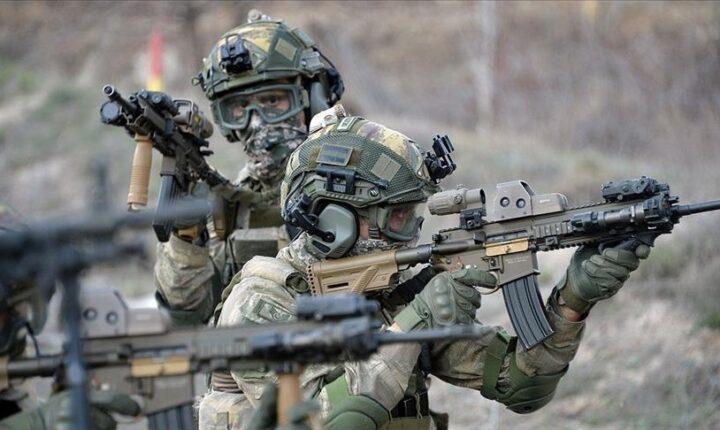 الدفاع التركية: تحييد 4 إرهابيين شمالي سوريا