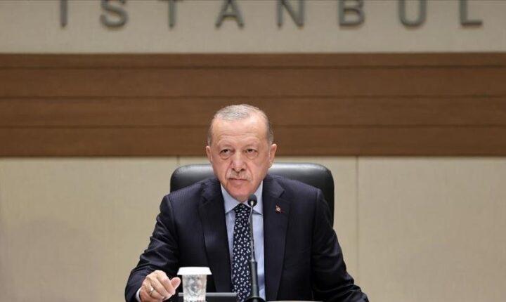 أردوغان: طالبان عرضت علينا تشغيل مطار كابل