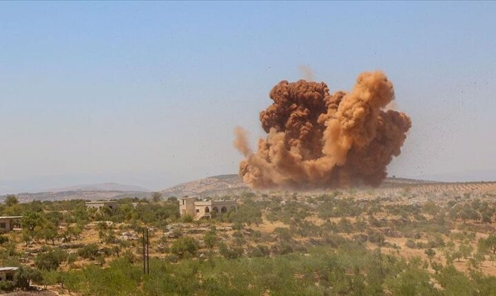 الأمم المتحدة تحذر من تدهور الأوضاع في درعا السورية