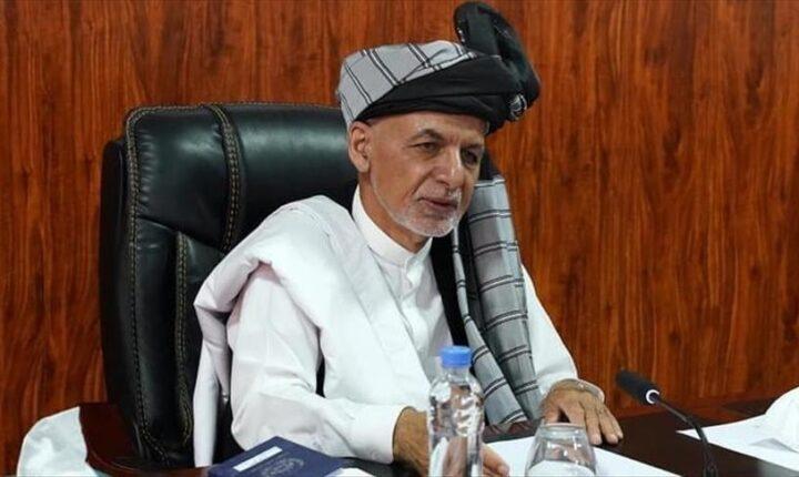 غني: سأواصل الدفاع عن أفغانستان بصفتي رئيسا