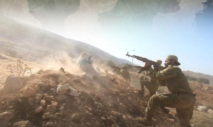 الفصائل تفشل محاولة تسلل للنظام بريف إدلب وتقتل أربعة من عناصره