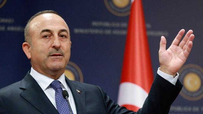 تصريحات جديدة لوزير الخارجية التركي بشأن عودة آمنة للاجئين
