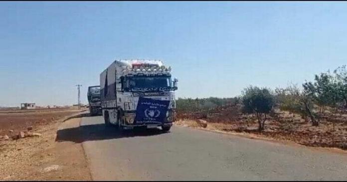 روسيا تعلق على المساعدات التي وصلت إلى إدلب عبر مناطق نظام الأسد