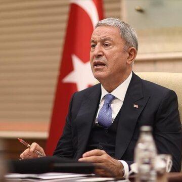 وزير الدفاع التركي حول إدلب: ننتظر من روسيا تحمل مسؤولياتها