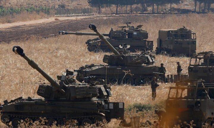 """الجيش الإسرائيلي يؤكد إطلاق صاروخ """"أرض جو"""" من سوريا"""