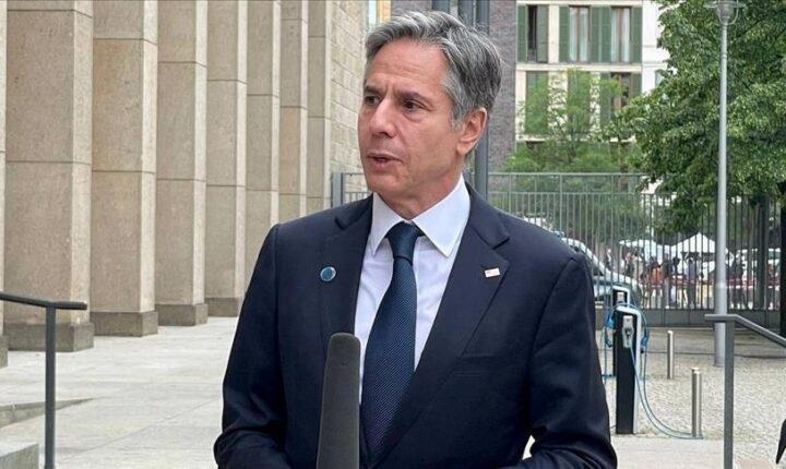 الخارجية الأمريكية تتوقع لقاء يجمع بلينكن ونظيره الفرنسي الخميس