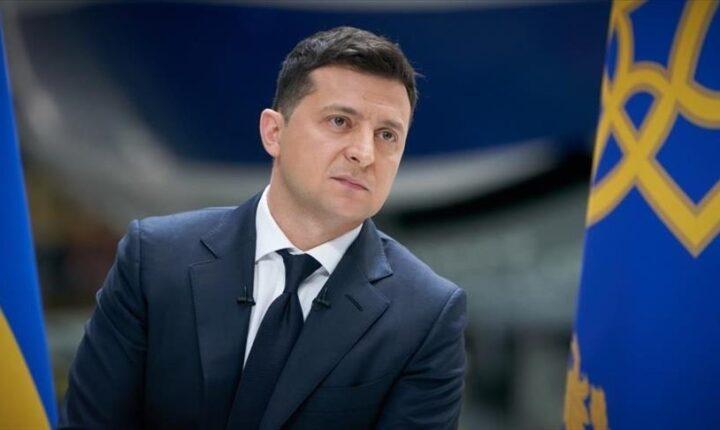 """زيلينسكي: """"الناتو"""" بدون أوكرانيا خسارة للحلف"""