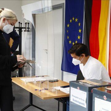انطلاق الانتخابات التشريعية في ألمانيا