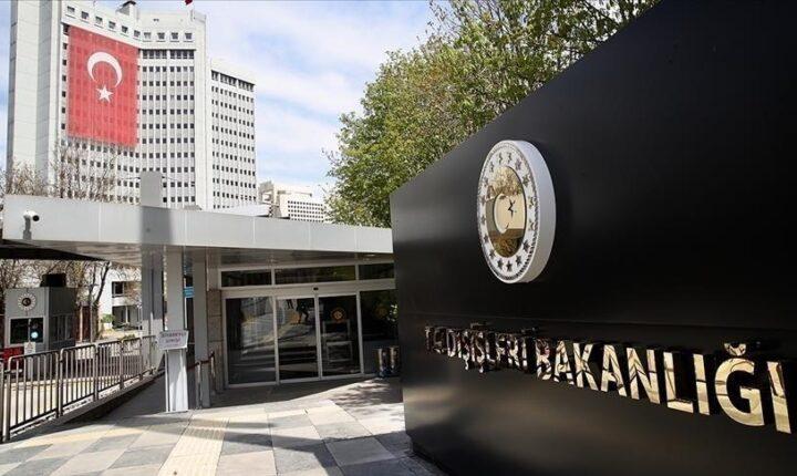 تركيا تنتقد إطلاق شعارات عنصرية في مباراة رياضية بصربيا